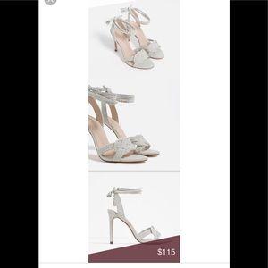Zara shoes size 37 6.5